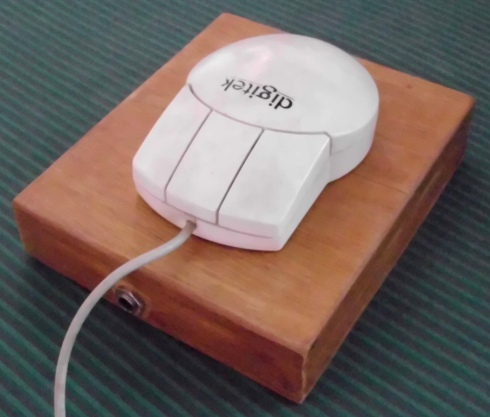 Mid-Z size Stomp Box Compared to Generic Mouse